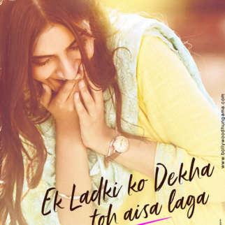 First Look Of Ek Ladki Ko Dekha Toh Aisa Laga