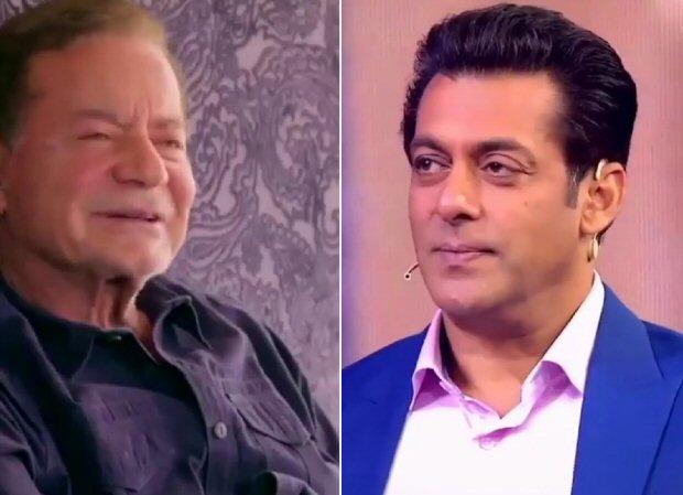 Father's Day Special: Salman Khan gets emotional watching Salim Khan's message on Dus Ka Dum