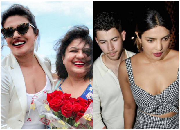 INSIDE SCOOP: Has Priyanka Chopra's mom approved of her new American Boyfriend Nick Jonas?