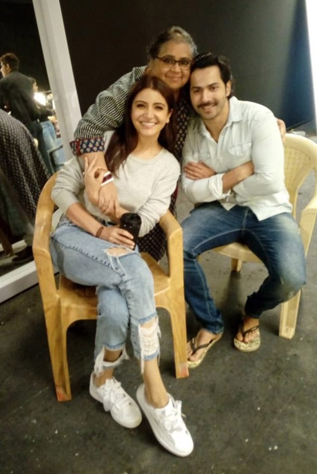 INSIDE PICS: Varun Dhawan and Anushka Sharma share pictures and videos from last schedule of Sui Dhaaga