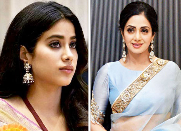 Janhvi Kapoor says that she would have completely broken down after Sridevis death if not for