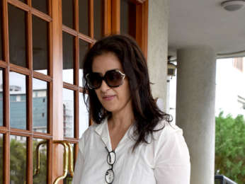 Manisha Koirala snapped in Mumbai