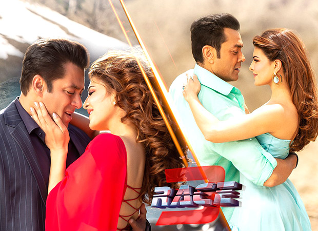Box Office: Race 3 crosses 200 crores globally; becomes the third movie to 2018 to achieve the feat