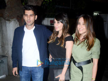 Radhika Apte, Kalki Koechlin and others snapped at after party of 'Lust Stories' at 145 Cafe & Bar