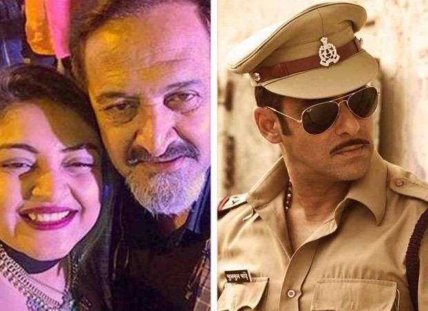 SCOOP Mahesh Manjrekar's daughter Ahwami Manjrekar to debut with Salman Khan's Dabangg 3