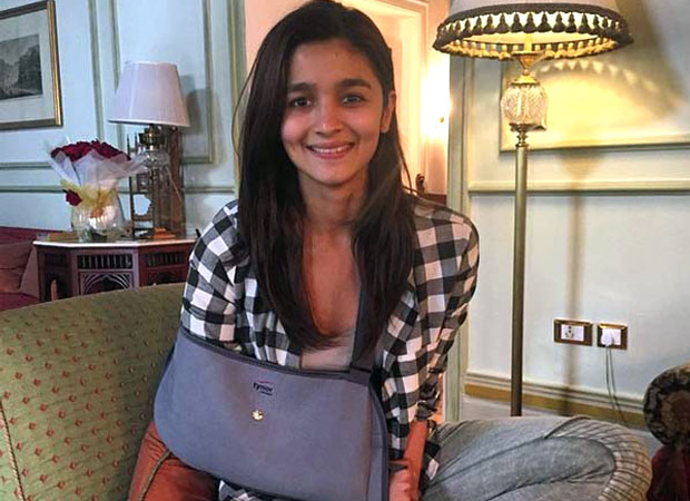 SHOCKING: Alia Bhatt gets injured on the sets of Kalank