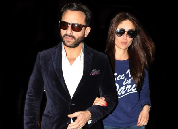 Saif Ali Khan and Kareena Kapoor Khan are taking off for a Europe vacation this week and here are the deets!