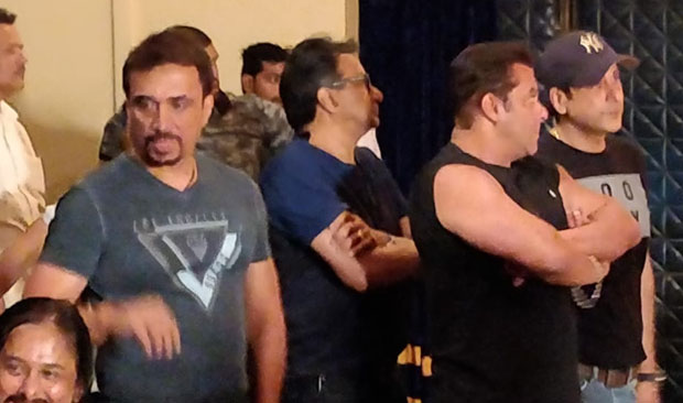 Salman Khan powered Dabangg Reloaded grand rehearsals were SPELLBINDING!
