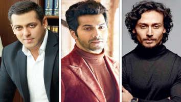 Salman Khan rates Tiger Shroff and Varun Dhawan highly among young actors, takes a dig at the rest
