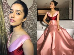 Shraddha Kapoor styled by Tanya Ghavri for IIFA 2018 in Reem Acra
