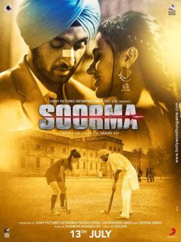 First Look Of Soorma