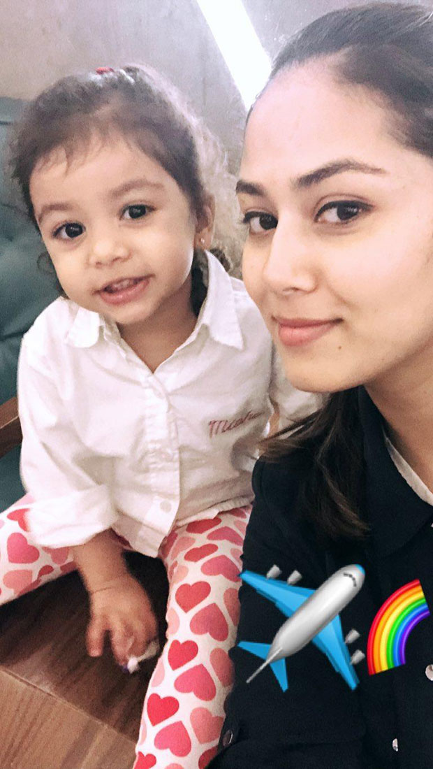 This picture of Shahid Kapoor's wife Mira Rajput and their daughter Misha is the cuteness overload indeed!