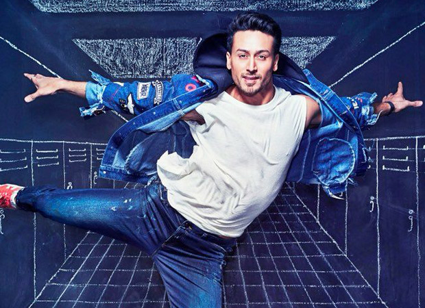 Tiger Shroff leaks a scene from Student Of The Year 2, adds his funny twist to it (watch video)