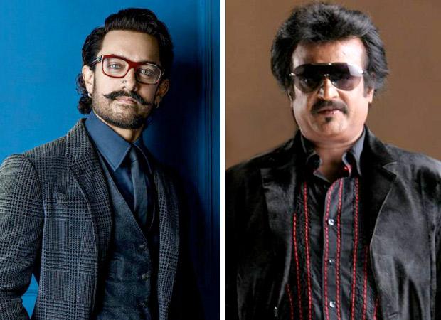 WOAH! Aamir Khan confesses that he too is a Rajinikanth fan
