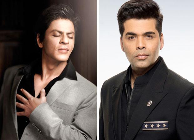 WOAH! Shah Rukh Khan and Karan Johar to team up once again?