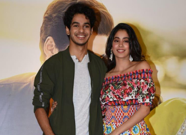 """I did a yay 100 times when they praised me and cried in the bathroom when it was a nay""- Janhvi Kapoor at Dhadak success press conference"