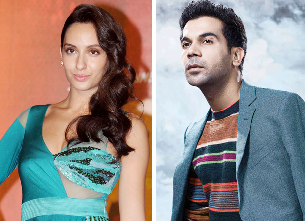After Dilbar, Nora Fatehi to groove on a quirky number with Rajkummar Rao in Stree!