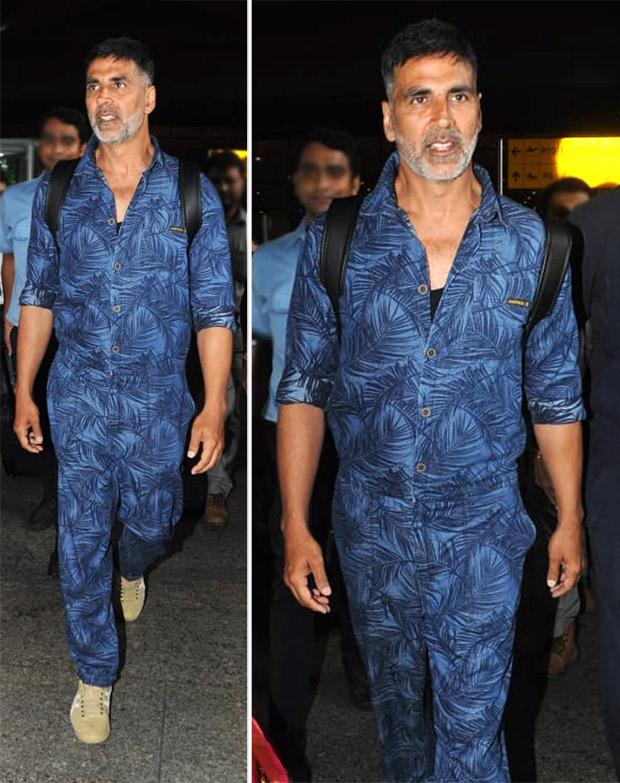 Airport Style - Akshay Kumar