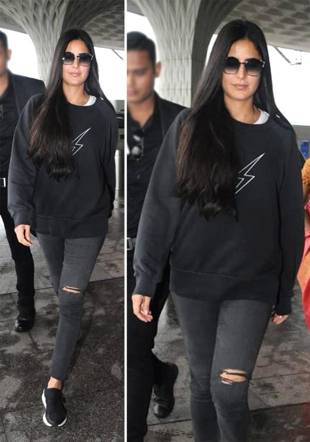Airport Style - Katrina Kaif