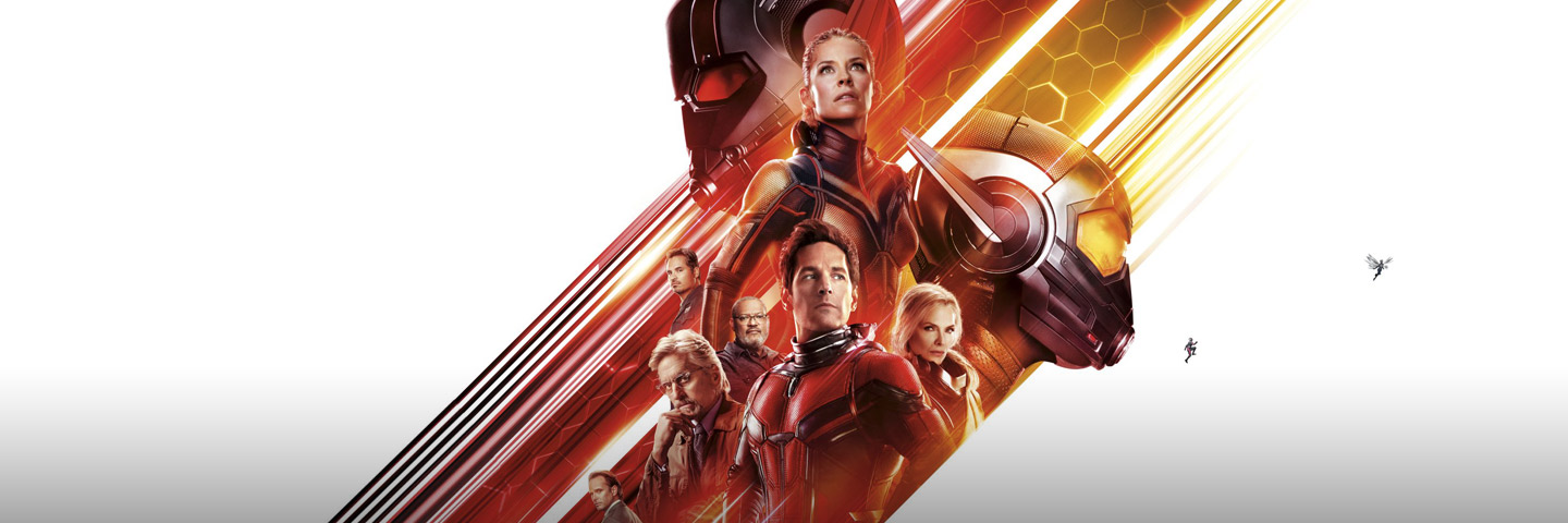 Ant-Man And The Wasp (English)