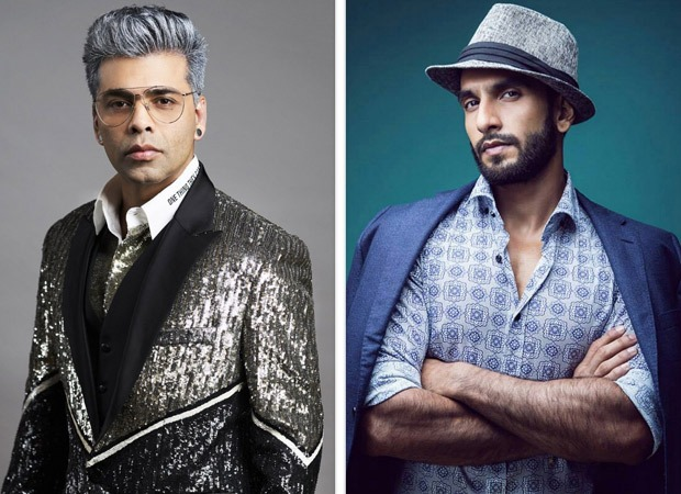 EXCLUSIVE Karan Johar to direct Ranveer Singh in a two hero project; 2nd hero to be locked