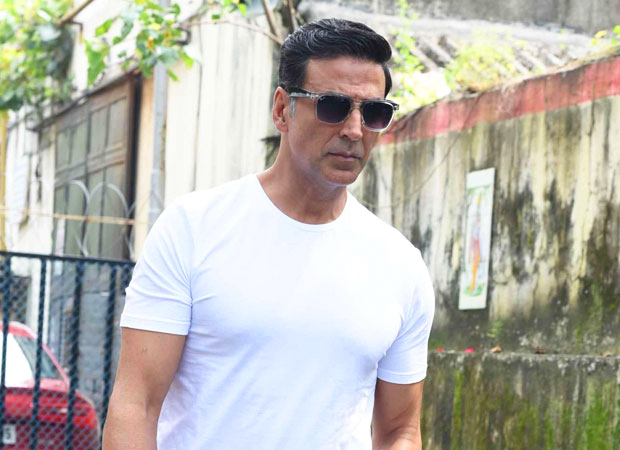 Gold When Akshay Kumar played a prank on everyone on the sets of the film