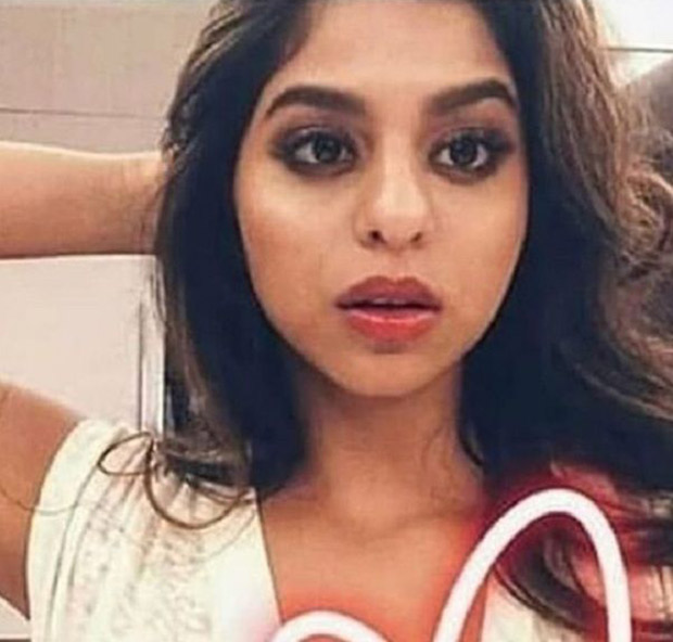 Hello Beautiful! Suhana Khan's new pic is out and is every bit STUNNING