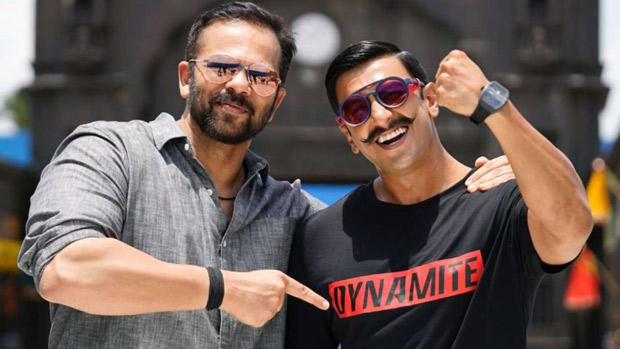 Here's how Ranveer Singh celebrated his birthday on the sets of Simmba