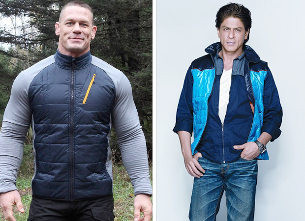 John Cena FANBOYING over Shah Rukh Khan is the coolest thing breaking the Internet today