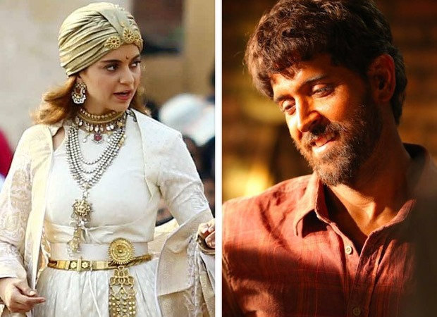 Kangana Ranaut - Hrithik Roshan clash! Manikarnika and Super 30 to release on the same day