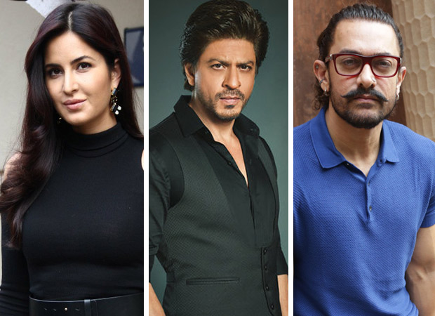 Katrina Kaif is ga-ga over reuniting with Shah Rukh Khan in Zero, dishes deets on working with Aamir Khan for Thugs Of Hindostan!