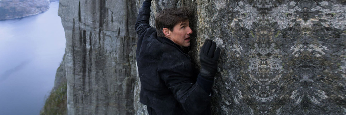 Mission: Impossible – Fallout (English)