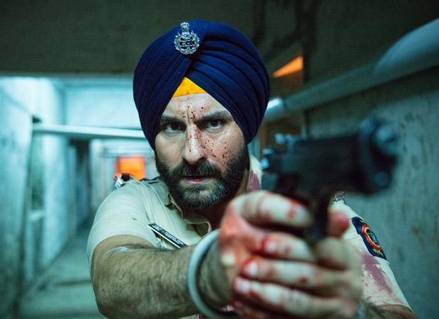 Saif Ali Khan talks about Sacred Games controversy
