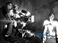 On The Sets Of The Movie Sanju