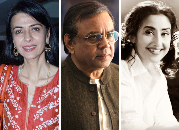 Sanju: Namrata Dutt UNHAPPY with Paresh Rawal and Manisha Koirala playing Sunil and Nargis Dutt?