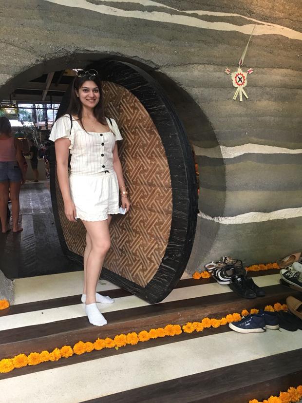 Sanju actress Aditi Seiya enjoys Bali vacation after the film success