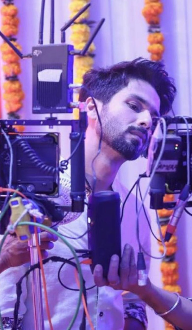 Shahid Kapoor and Shraddha Kapoor wrap up Batti Gul Meter Chalu with this song called 'Hard Hard'