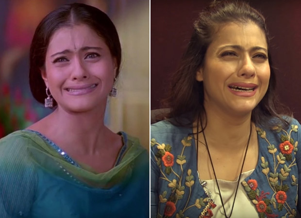 WATCH Kajol recreates 'GAMLA' scene from Kabhi Khushi Kabhie Gham in this funny video