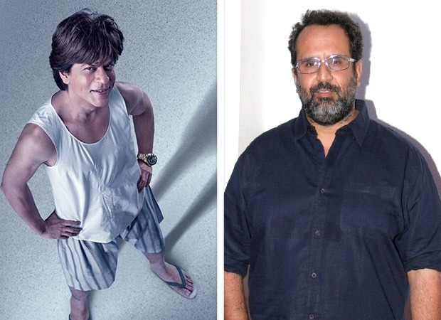 ZERO Shah Rukh Khan gets busy in the post production work, posts a special video for Aanand L Rai