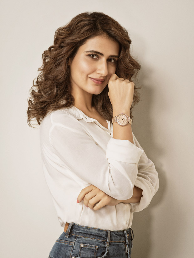 After Varun Dhawan and Shruti Haasan, Fossil ropes in Fatima Sana Shaikh as brand ambassador