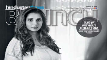 Sania Mirza On The Cover Of Brunch, Aug 2018