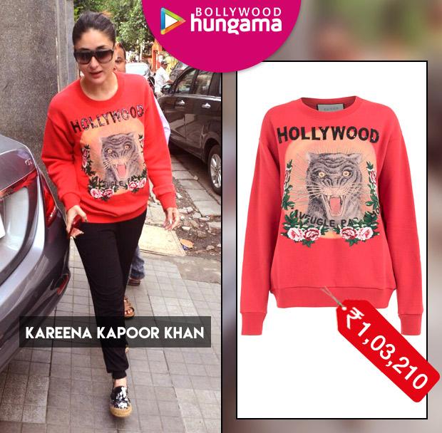Celebrity Splurges - Kareena Kapoor Khan