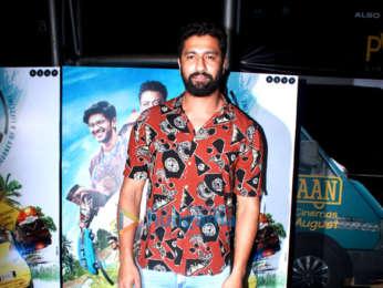Celebs grace the special screening of 'Karwaan'