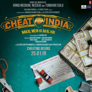 First Look Of Cheat India