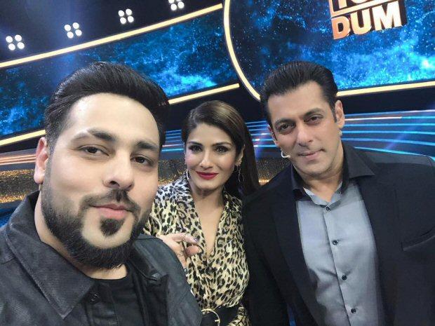 Dus Ka Dum: Here's what Salman Khan asked rapper Badshah to do for his former co-star Raveena Tandon