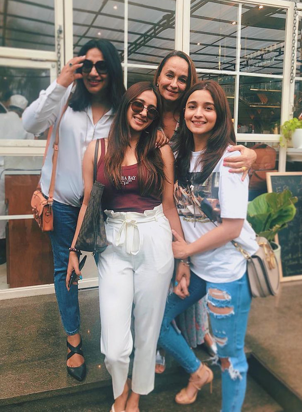 Here's who Alia Bhatt celebrated her Friendship Day with and it was definitely special for her!