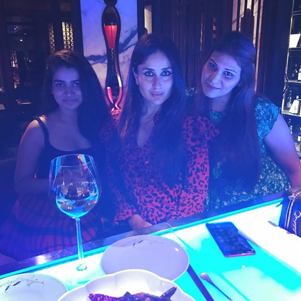 Kareena Kapoor Khan parties hard with her real life VEERES and here's proof [see pics]