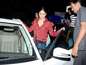 Kareena Kapoor Khan snapped with her friends at Hakkasan in Bandra