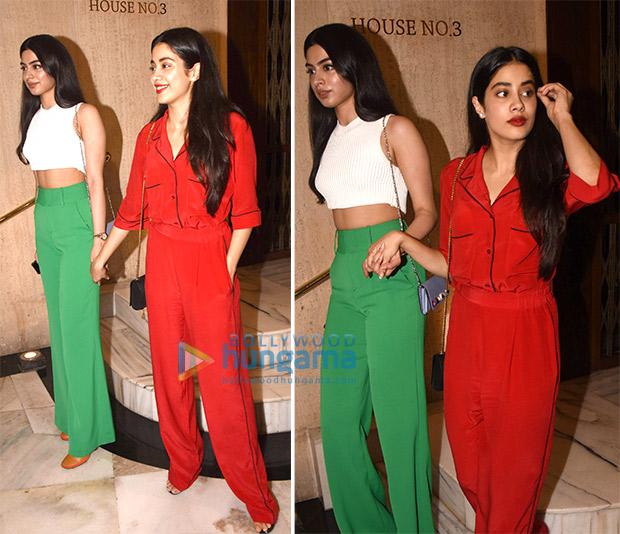 Life is a PARTY, DRESS like it! The on- fleek styles of Janhvi Kapoor, Sara Ali Khan, Khushi Kapoor, Shanaya Kapoor, Ananya Panday and Tara Sutaria!