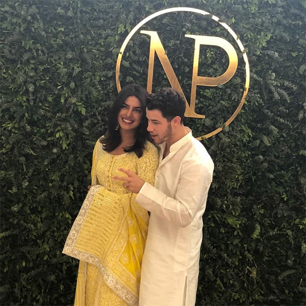 ROKA Ceremony: It's Official! Priyanka Chopra and Nick Jonas get ENGAGED in Indian traditional style